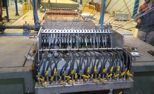 Sicotrem galvanisation de fils d'acier